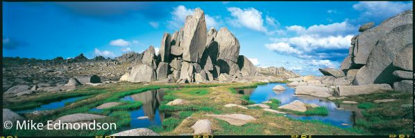 Granite Tors & Alpine Tarn