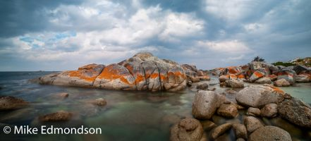 The Gardens rocks, Bay Of Fires