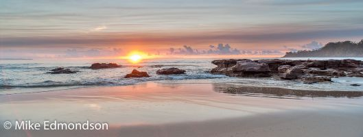 Narrawallee Beach Sunrise