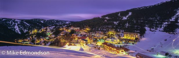 Nightlights at Falls Creek
