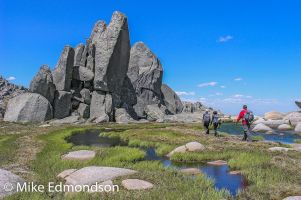 Customized kosi walk visits Granite Tors & Tarns